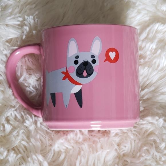Threshold french bulldog mug